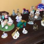 Nativity scenes galore