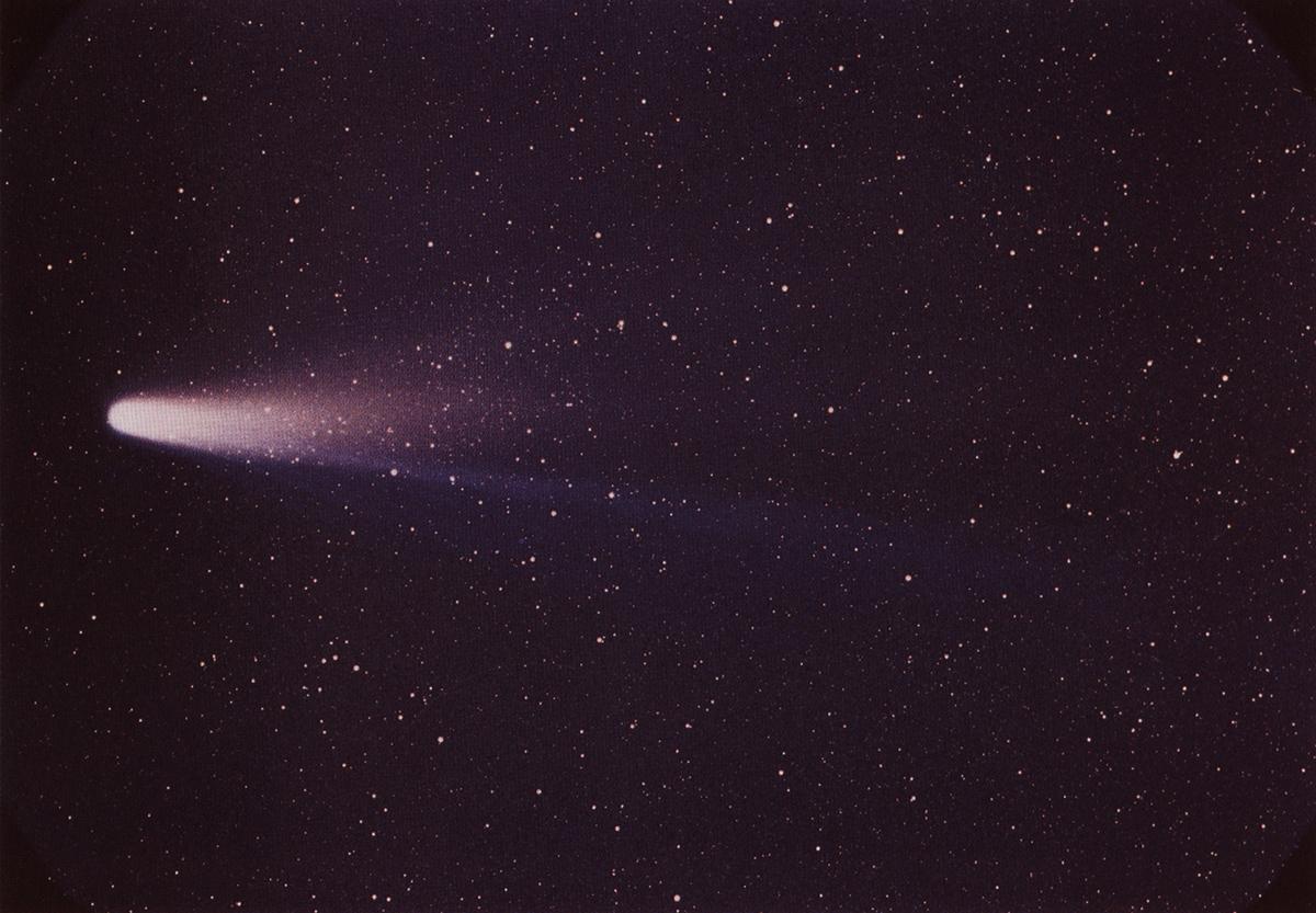 Cograf Comunicaciones – La historia del Cometa Halley