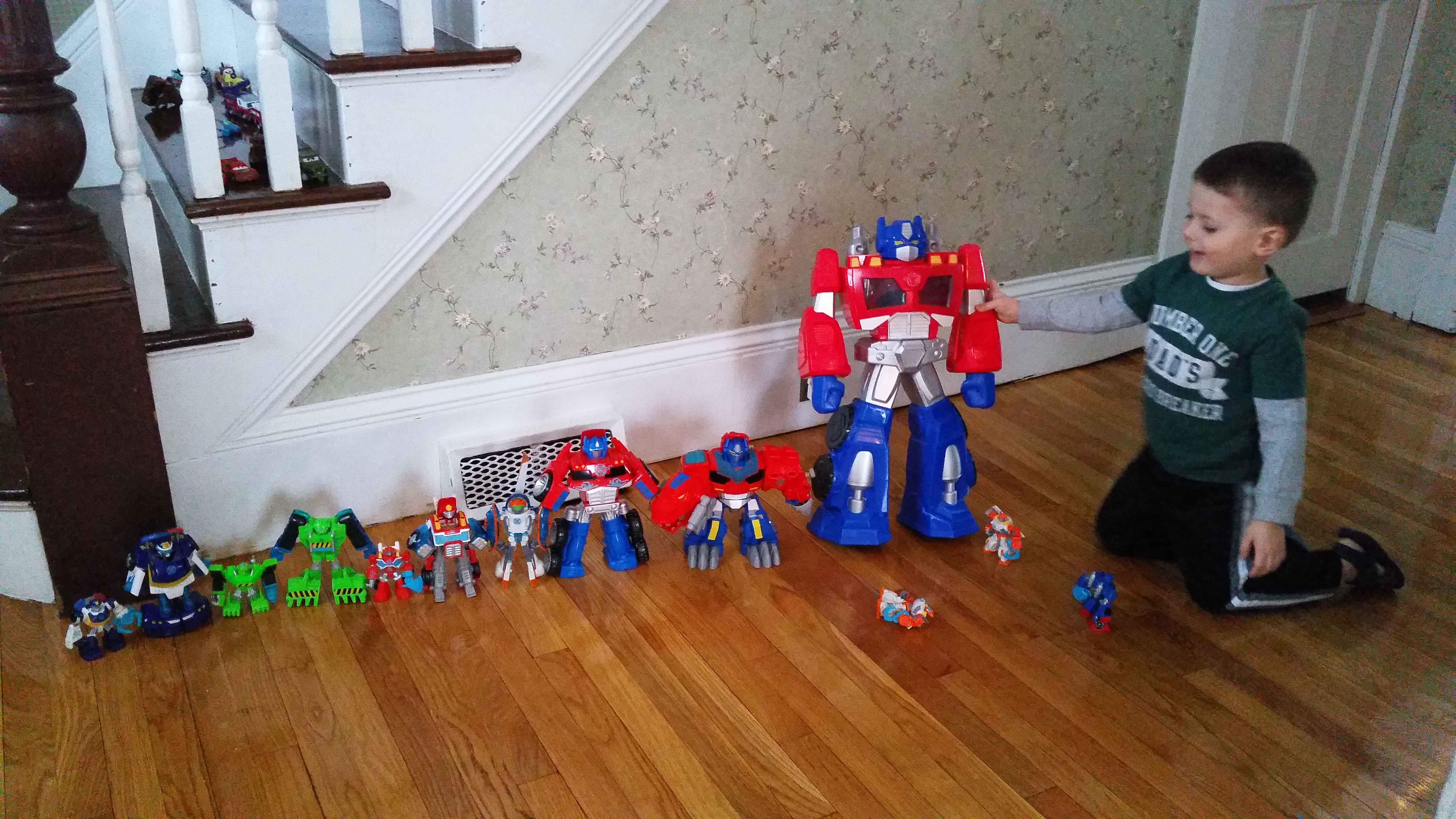 Rescue Bots – Theme song lyrics